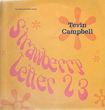 Tevin Campbell   Strawberry Letter 23 [Vinyl]   Amazon.Music