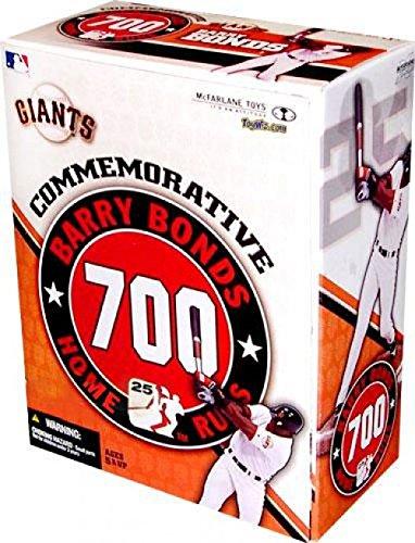 McFarlane Barry Bonds 700 Home Runs Commemorative Action Figure Box Set [Toy]