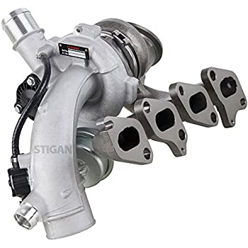 New Stigan Turbo Turbocharger For Chevy Cruze Sonic Trax & Buick Encore 1.4T - Stigan 847-1446 New