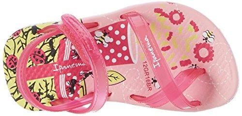 Ipanema Ipanema Fashion V Sand Baby - Botas de senderismo Bebé-Niños Mehrfarbig (pink/pink)