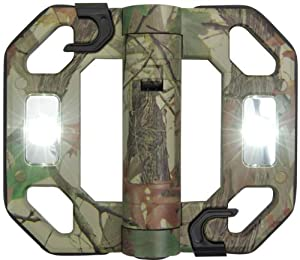 Might-D-Light LED125C, LED Compact Folding Camo Worklight