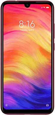 Smartphone Xiaomi Redmi Note 7 4GB RAM 64GB Vermelho (Nebula Red)