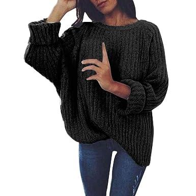 super popolare 8f386 741f7 Weant Maglione Donna Invernale Elegante Tumblr Donne Maglione Autunno  Inverno Maglia Pullover Tops Felpa Donna Sportiva Maglioni Lavorati Maglia  ...