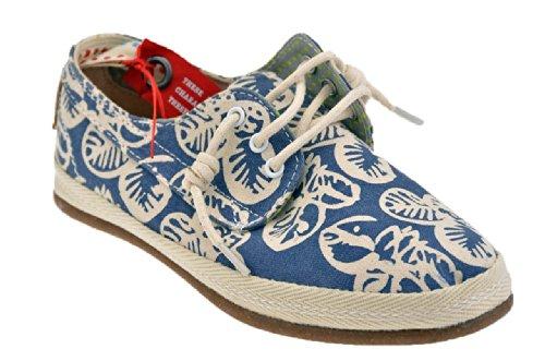 O Basses Chaussure Neuf Baskets Bleu Lacets joo L510l rw1qIyr7A