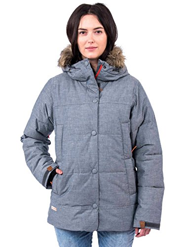 Holden Snowboard Outerwear - Holden Bliss Down-Tech Insulated Jacket - Women's Chambray, L