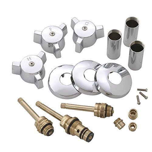 BrassCraft SK0175 Tub and Shower Faucet Rebuild Kit for Indiana Brass Faucets by BrassCraft