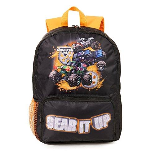 Monster Jam Canvas Backpack (Truck Treat Monster)