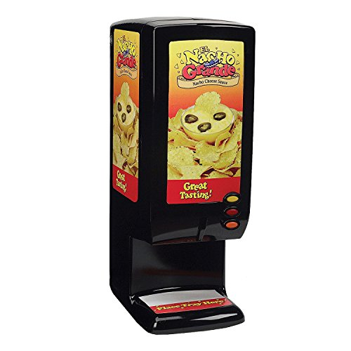 Gold Medal El Nacho Grande Cheese Dispenser by Gold Medal Products
