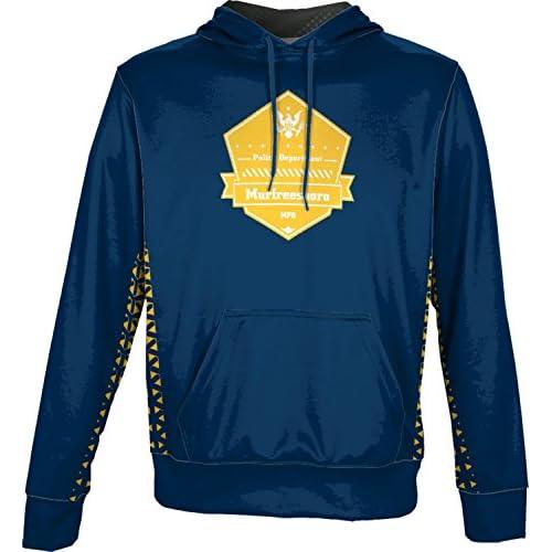 wholesale ProSphere Boys\' Murfreesboro Police Department Geometric Hoodie Sweatshirt (Apparel) free shipping uq0h58QF