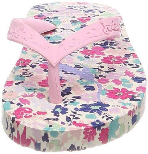 Tom joule Y_jnrflipflg, Chanclas Para Niñas Pink (Pretty Kitty Ditsy)