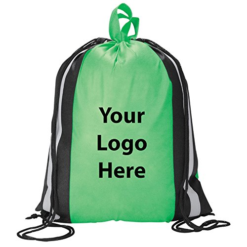 Sport Bag - 200 Quantity - $2.50 Each - PROMOTIONAL PRODUCT / BULK / BRANDED with YOUR LOGO / CUSTOMIZED by Sunrise Identity