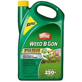 Ortho Weed B Gon Weed Killer for Lawns Ready-To-Use2 Refill, 1 gal.