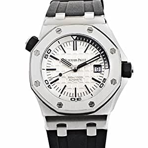 Audemars Piguet automatic-self-wind mens Watch 15710ST.OO.A002CA.02 (Certified Pre-owned)