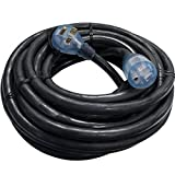 Mig Tig 8350M Heavy Duty Welder Cord 50 Foot 8/3 W/Lighted Ends