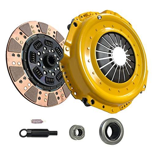 Ultim8 Stage 2 Upgraded Performance Clutch Kit for Powerful & Smooth Engagement, Fits 98-03 Dodge Ram 2500 3500 5.9L Cummins L6 V10 5-SPD (05-092-2) (Best Clutch For Cummins Nv4500)