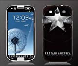 ''CAPTAIN AMERICA'' Screen Protective for Samsung S4