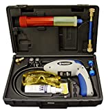 Mastercool (55300) Blue/Grey Electronic Leak Detector with UV Light and Dye Kit