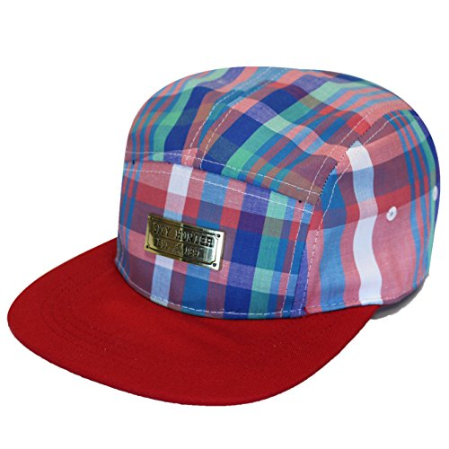 red 5 panel - 7