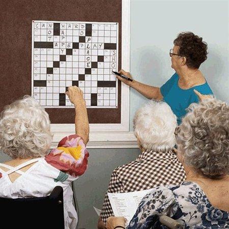 Giant Crossword Puzzles - 3