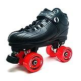 Jackson Phreakskate Devaskator Outdoor Roller Skate with Radar Zen Wheels - Size 4