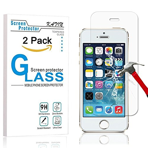 iphone 5 glass protective screen - 8