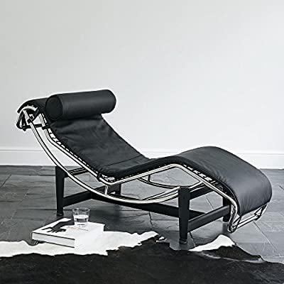 Corbusier Chaise Lc4 Longue StyleCuisineamp; Maison Le dBxoeWQCr