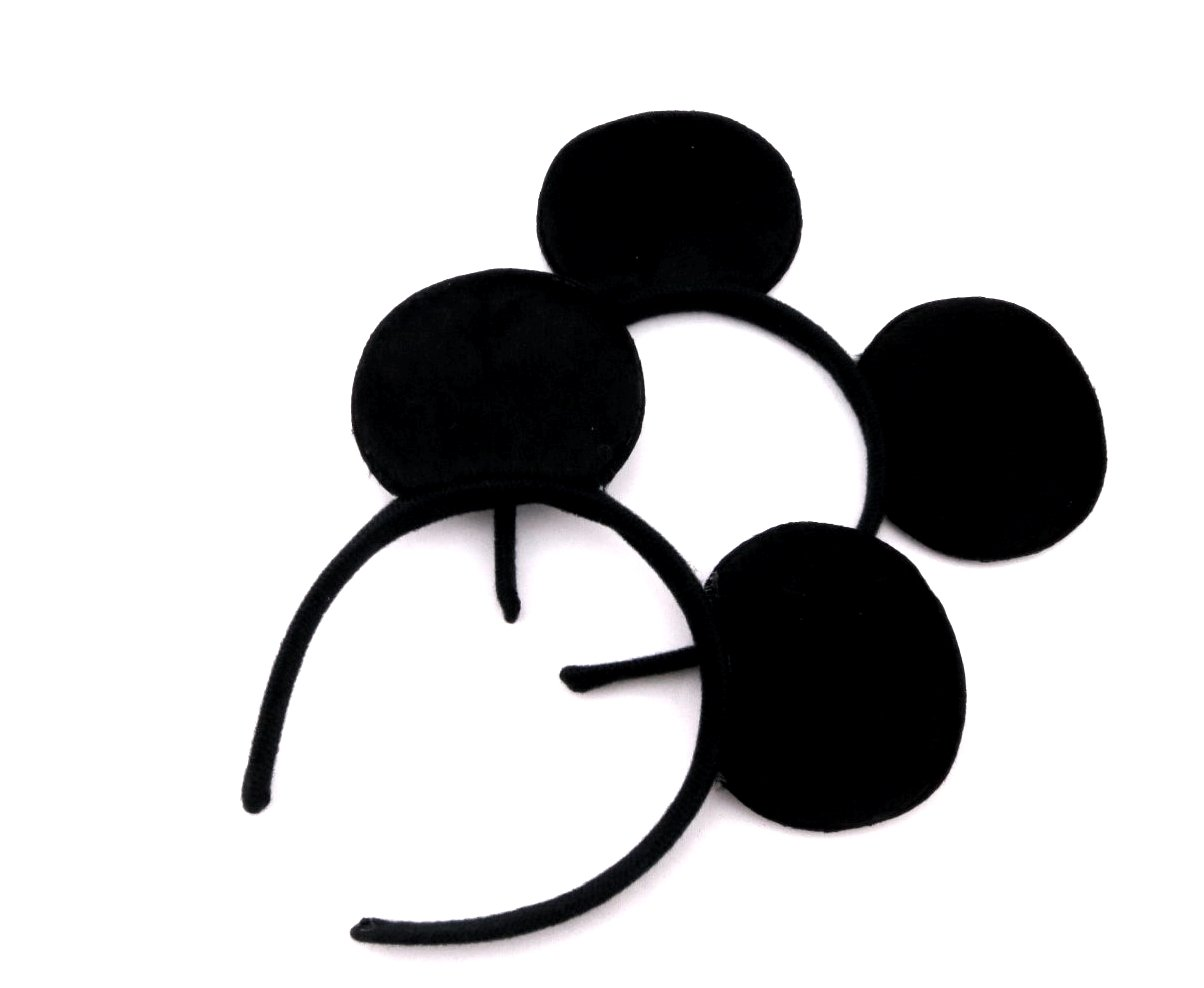 Finex Set Of 12 Mickey Minnie Mouse Costume Deluxe Fabric