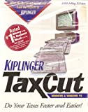 "Software : Kiplinger Taxcut - 1995 Filing Edition - 3.5"" Diskettes"