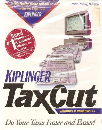 "Software : Kiplinger Taxcut - 1995 Filing Edition - 3.5"" Diskettes"