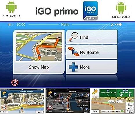 IGO Primo V 9 6 7 235654 Europe Android rar rar – Mahina