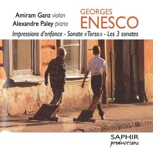 G. Enesco: Impressions d'enfance - Sonate