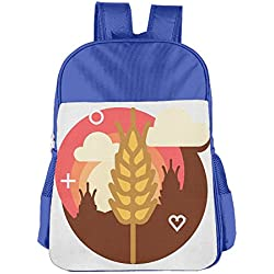 Wheat Students Easily Cleaned Sport Bags Environmental 16.23oz