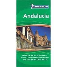 Michelin Andalucia Green Guide
