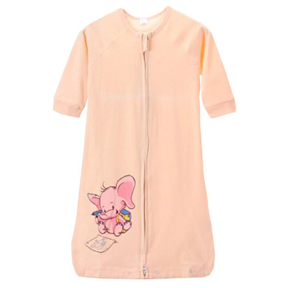 Lovely Summer Spring Baby Cute Sleeping Bag Cotton Wearable Blanket kids gift, 0-2 Yrs,