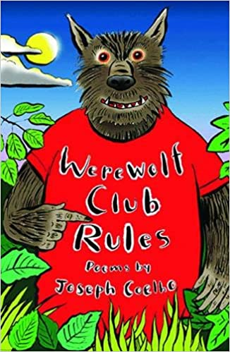 Image result for joseph coelho werewolf club rules