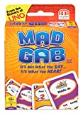 Mattel Games Mad Gab Picto-Gabs Card Game