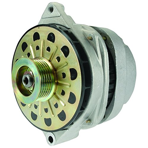 0200 12 Volt Battery (Parts Player New Alternator Fits 94 95 96 CHEVROLET CORVETTE 5.7L 140 AMP 10463534 10480139)