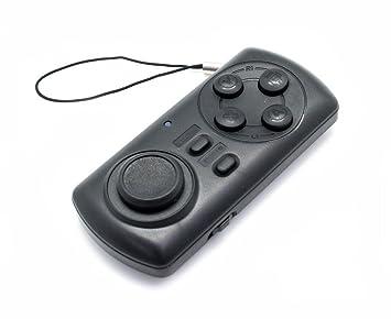 Biwond - Mando Llavero Bluetooth Gamepad&Selfie Smartphone