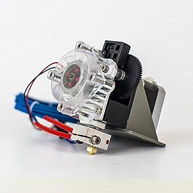 3dmakerworld E3D Titan Aero Hotend y Extrusor – 1,75 mm, 12 V ...