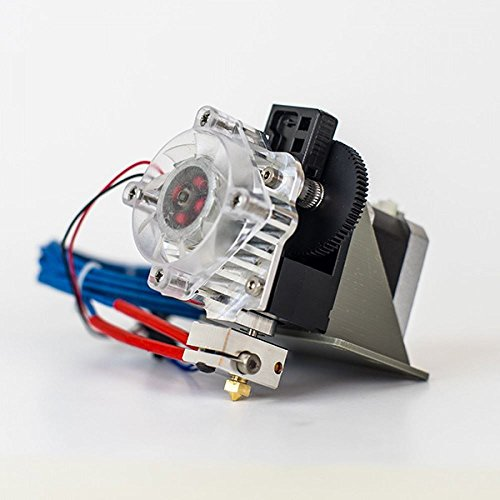 3DMakerWorld E3D Titan Aero Hotend and Extruder - 1.75mm, 24v, Mounting Bracket, Motor (Mirrored)
