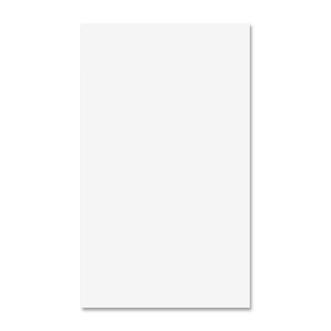 TOPS Memo Pads, 3'' x 5'', White Paper, 100 Sheets, 12 Pack (7820)