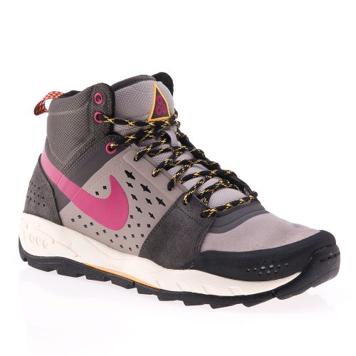 Nike - Alder Mid - Couleur: Gris-Rose - Pointure: 44.0