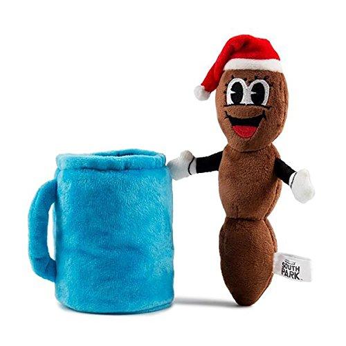 Kidrobot South Park Phunny Mr. Hanky Plush Figure (Mr Hankey Christmas Poo)