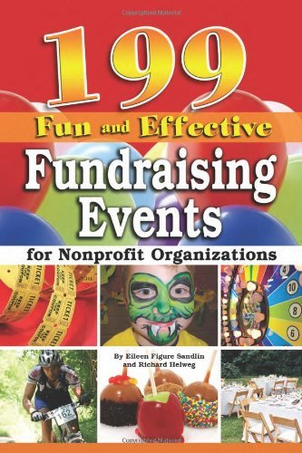 By Anita Biase - 199 Fun and Effective Fundraising Events for Nonprofit Organizations
