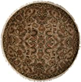 Surya IT574-3959 Hand Knotted Casual Accent Rug, 3-Feet 9-Inch by 5-Feet 9-Inch