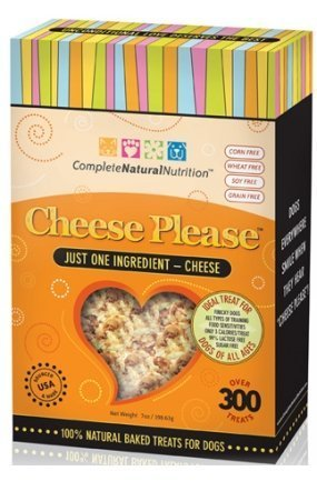 Complete Natural Nutrition Cheese Please Value Box 7 oz by Complete Natural Nutrition