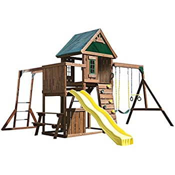 play scrambler hei target p fmt swing set slide wooden shop a wid all n