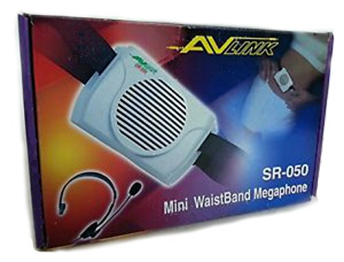 Waistband Megaphone Voice Amplifier SR 050 Microphone product image