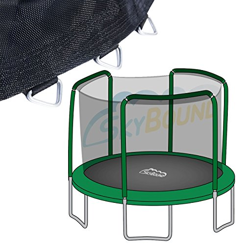 14ft Trampoline Net Mat 150 72 Rings For Bouncepro: Shop Bazoongi Trampolines Online At