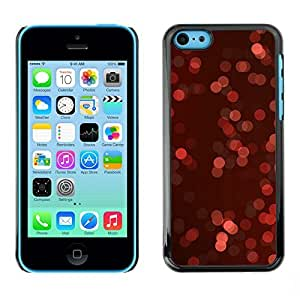 diy phone caseYOYO Slim PC / Aluminium Case Cover Armor Shell Portection //Christmas Holiday Boker Red Pattern 1227 //Apple Iphone 5Cdiy phone case